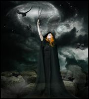Black Magic by MorbidMorticia