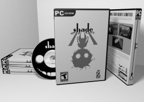 Shade - DVD Cases Concept by KukkiisArt