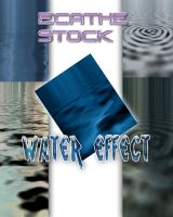 Water effect textures by Ecathe