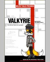VALKYRIE - BeTails by TailsFanclub