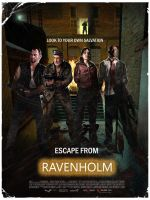 L4D Escape from Ravenholm by TheAmazingNoodle