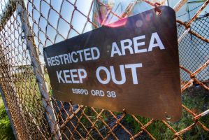 Keep Out by Doogle510
