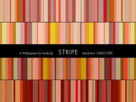 Android Wallpaper Pack 02 stripe by freyiathelove