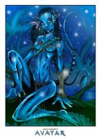 UPDATED Neytiri Colors by CjB-Productions
