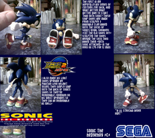 SA2 customs sonic wSOAP shoes by JOLTTHEHEDGEHPG09