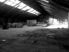 Old Storehouse by DeCloonOne