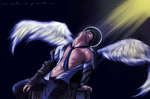 Fallen Angel.. by tiny-fallen-angel