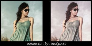 Action 01 andzia89 by andzia89