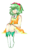 Gumi Megpoid by JustALittleShadow