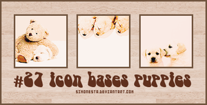 Puppies_bases by simonesta