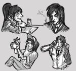 The future is on our grades! [Kaiji AU] by patty110692