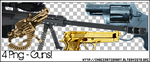 Guns Png - Set 20 by pinkshadoww