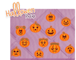 Halloween png's by AleColorfulEditions