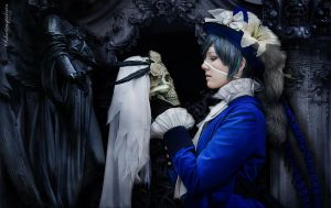 ciel phantomhive by Schattenspiele