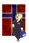 Norwegian Grave-Digger by FrothingLizard