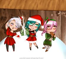 MERRY CHRISTMAS 2014 by woostersauce