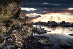 Rock 'N Rays by chilouX