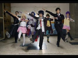 Ao no Exorcist - TAKE OFF by maki-chama