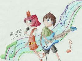 Let's play music by CarolGS