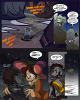 Keeping Up with Thursday: Issue 10, page 13 by AaronsArtStuff