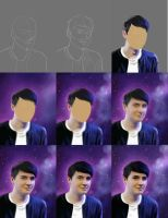 Dan Howell - wip by DraconaMalfoy