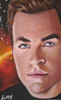 James T.Kirk by sullen-skrewt