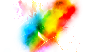 Colour Wallpaper by Elalition