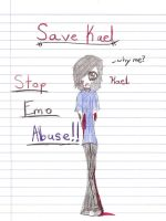 Stop Emo Abuse by LeeGaaFangirl