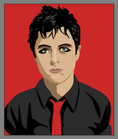 Billie Joe - 2nd vector by Taryn2007