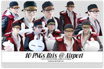 Pack 10 PNGs KRIS by SickyJinny