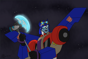 TFA- For Justice and Autobots Everywhere by MetalWolfGemstone