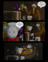 The Fool - Prologue - Page 3 by SkippyWoodFood