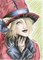 RUKI (The GazettE) by Samy-Consu