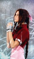 Aerith Gainsborough by AshreiMEW