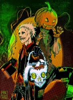 Halloween 2012 by Harkill