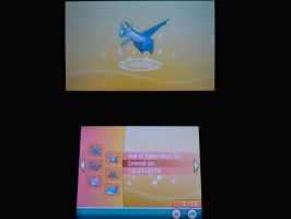50 Time Hall of Fame Champion in Omega Ruby by Galvan19