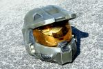 Master Chief Mk V Helmet Replica by JohnsonArms
