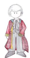 The Sixth Doctor by whosname