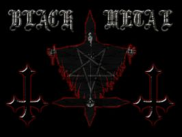 Black Metal - Satanic Music by TommyRangg