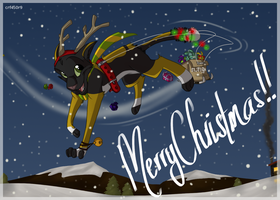 Merry Christmas :D by crf450r9