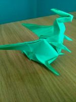 Origami dragon II by OldCook