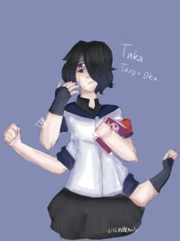 Taka by VivlynDraws