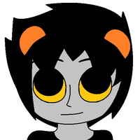 Karkat Blink Icon by spaced-out-knight