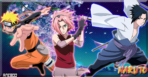 Naruto Signature by Rne800