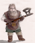 Young dwarf by emir0