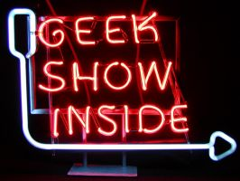 Geek Show by mean