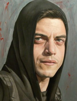 Mr. Robot by agusgusart