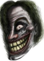 JOKER by SanjulWhiteShadow
