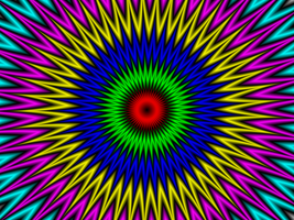 Psychedelic Motion by Bloodfast