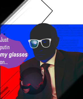 Putin by Omnipice